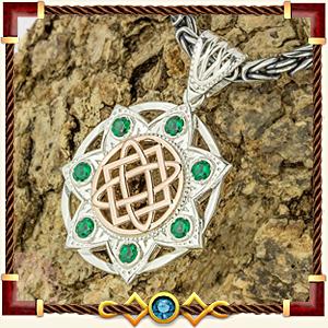 Обереги и амулеты из серебра, золота и дерева в Тюмени